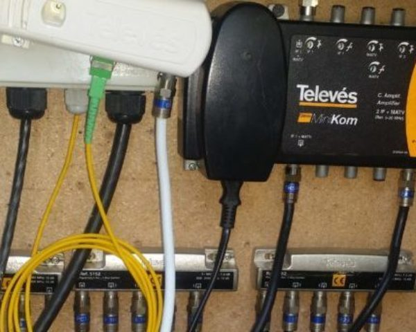 Dstv Communal installations dish service and technicians for