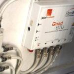 fiber dstv installation
